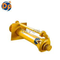 High Pressure 1.2m Long Shaft Waste Water Vertical Sump Slurry Pump