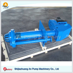 Submerged Vertical Arduous Industrial Slurry Pump