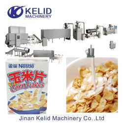Automatic Trade Assurance Corn Flakes Making Equipment