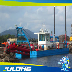 Good News! China Best Cutter Suction Sand Dredger for Dredging Work