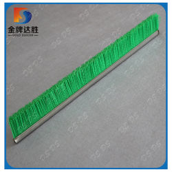 Green PP Gate Bottom Brush Seal