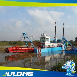 Hot Sale High Quality Customized Sand Pump Cutter Suction Dredger Machine