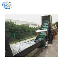 PA Net / PP PE Film Recycling and Pelletizng Mother-and-Son Extruder