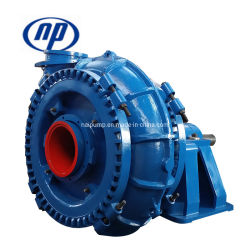 14/12 St-G Jaw Crusher Mine Machinery Slurry Sand Transport Pump