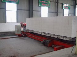 Autoclaved Aerated Concrete Lightweight AAC Block Building Material