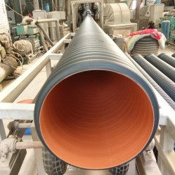 China Double Wall Corrugated Pipe, Double Wall Corrugated