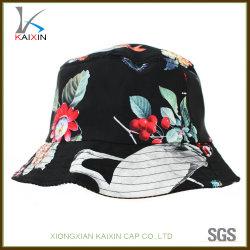 ddaf5572d72 Custom Fashion Plain Fishing Cheap Wholesale Floral Printed Bucket Hat
