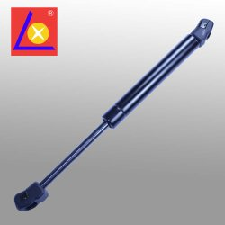 Gas Spring with Plastic Ball