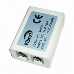ADSL Splitter for Rj11 and RJ45 with Good Price