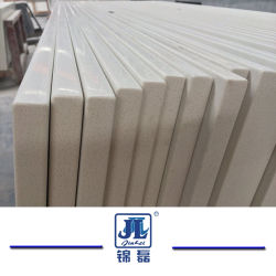 Wholesale Prefab Solid Artificial White Quartz Countertops For Hotels And  Apartments, Engineered Stones