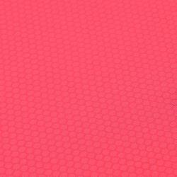 Sports Garment Football Plaid Polyester Mesh Fabric