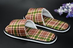 Custom Logo Wholesale Cheap Disposable Hotel Slipper