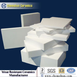 High Alumina Ceramic Wear Resistant Tile Liner