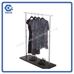 Metal Wholesale Clothing Store Shop Fitting Display Racks Shelves