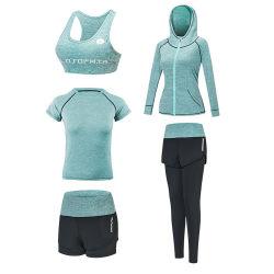 High Quality Women Fitness Sport Bra Sublimated Wholesale Custom Yoga Sets