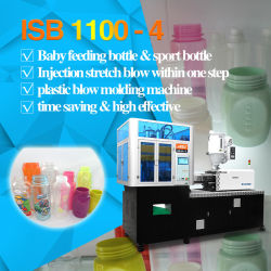 Jasu Energy Saving Sport Bottles Plastic Injection Blow Molding Machine