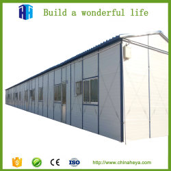 Cheap Prefab Steel Frame House Construction Labor Camp Prices