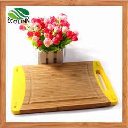 Silicone Bamboo Cutting Board/ Chopping Block