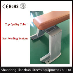 Free Weight Plate Loaded Machine / Tz-5056 Prone Leg Curl