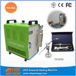Portable Brown Gas Manual Glass Ampoule Sealing Machine