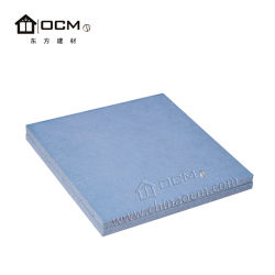 Asbestos Free Australia Standard Mgso4 Wall Magnesium Oxide Board Fire Resistance Building Material