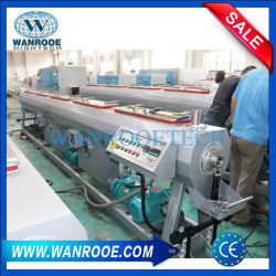 Sjsz China Supplier Conical Twin Screw Extruders PVC Pipe Production Line