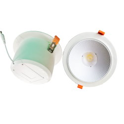 Wholesales 8inch 40W Anti Glare Recessed LED Downlight