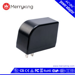 24W DOE VI Us Plug 12V 2A AC DC Power Adapter Wholesale