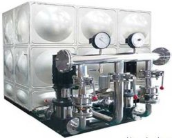 Lbv High-Quality Box-Type Negative Pressure Water Supply Equipment Factory Direct