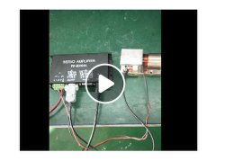 Voice Coil Motor Drive with Structure 7.1n Below 400W