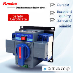 Low Voltage Dual Rocker Switch for Family Used Generator