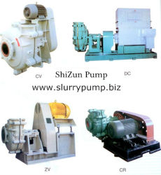 Gold Mining Horizontal Centrifugal Industrial Slurry Pump