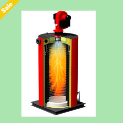 15~1500000kcal Vertical Oil Fired Thermal Oil Heater (YYL-120)