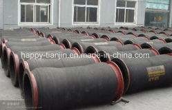 Abrasion Resistant Mud Slurry Suction Delivery Rubber Hose