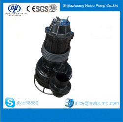 Zjq Submersible Pump for Transfer Slurry Pump