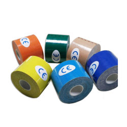 Aupcon 15 Colors Strong Elasticity Sport Kinesiology Tape (3.8cm*5m)