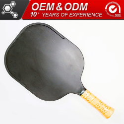 Customized Pickleball Paddle Rackets Carbon Fiber Sport Goods Graphite Product