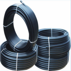 400mm PE100 Grade Polyethylene HDPE Pipe for Slurry