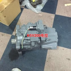 Excavator Part List 60630 K3v63 K3v6t R140 7 Dh130 Motor Steering Electric