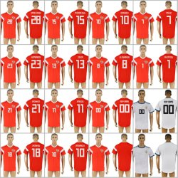 0f54336b1c5 2018 World Cup Russia National Soccer Jerseys Football Jersey