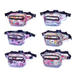 Small Unisex Runners Running Sports Polyester Bag Women Waist Pack