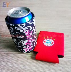 Promotional Wholesale Custom Logo Insulated Neoprene Beer Can Cooler
