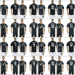 Argentina 2018 World Cup Soccer Jersey Suit Football Sportswear