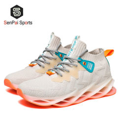 2020 Popular New Design Hotsell Fashion Sneaker Small MOQ Athletic Sport Shoes