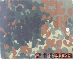 Subtropics Shrubbery Style Military Camouflage Fabric