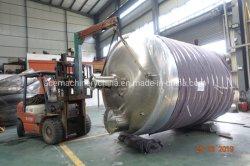 Stainless Steel Liquid Jacketed Mixing Agitator Slurry Tank