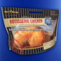 China Whole Market Agents Plastic En Roasting Bag