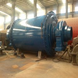 Model 2.1X3.6m Rod Ball Mill with Two Chambers