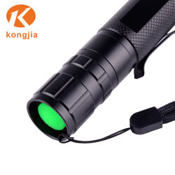 Portable Emergency Waterproof Torch Light 800 Lumens T6 Aluminum Zoom LED Police Tactical Flashlight