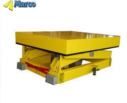Heavy Duty Mechanical Breaks And Hydraulic Lift Table